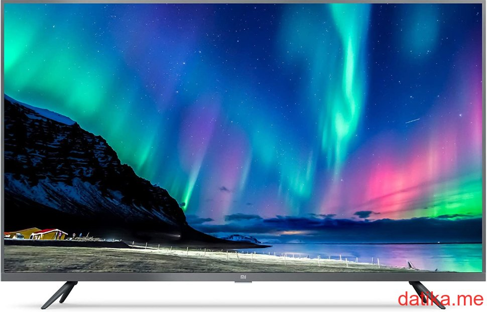 "Xiaomi Mi LED TV 4S 43"" Ultra HD, HDR, Android Smart TV"