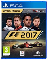 PS4 F1 2017 Special Edition