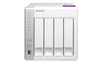 QNAP TS-431P 4-bay NAS for small and home offices