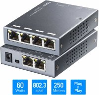 Cudy FS1006PL 6 Ports PoE+ Switch
