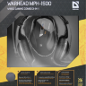 Defender gaming combo Warhead MPH-1500: mouse + headset + mousepad