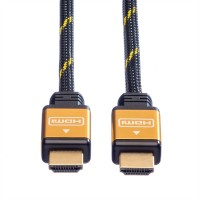 Rotronic Roline Gold HDMI-HDMI High Speed, 15m