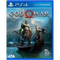 PS4 God of War Standard Edition