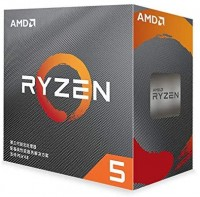 AMD Ryzen 5 3500X (3.6 GHz, Max Turbo Frequency 4.1 GHz Turbo)