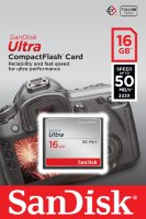 SanDisk Ultra CF Card 16GB 50MB/s