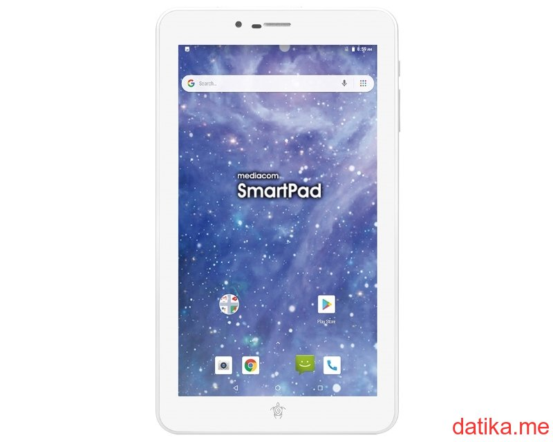 "Mediacom Smartpad  IYO 7"" 1.3GHz/1GB/8GB, Single SIM"