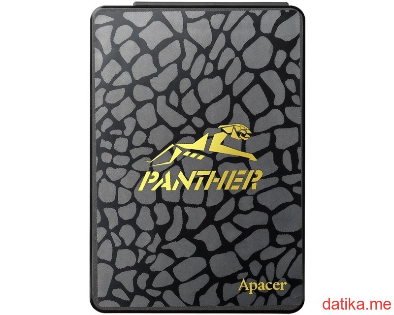 "Apacer 120GB 2.5"" SATA III AS340 SSD Panther series"