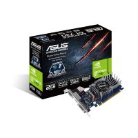 Asus GeForce GT730 2GB GDDR5 64bit, GT730-2GD5-BRK