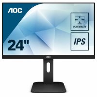 "AOC X24P1 24"" WUXGA (1920x1200) IPS USB 3.1 HUB monitor with speakers"