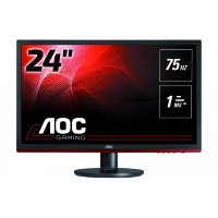 "AOC 24"" G2460VQ6 Full HD 75 Hz 1ms response time gaming monitor"