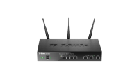 D-Link Wireless AC Unified Services VPN Router, DSR-1000AC