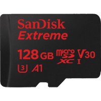 SanDisk EXTREME® microSD™ 128GB UHS-I CARD