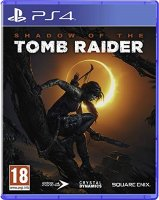 PS4 Shadow of the Tomb Raider Standard Edition