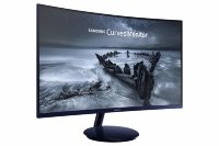 "Samsung C27H580 27"" Full HD Curved Monitor"