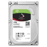 "Seagate IronWolf NAS HDD 1TB 3.5"" SATA III, ST1000VN002"