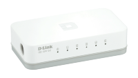 D-Link GO-SW-5E 5-Port Fast Ethernet Easy Desktop Switch