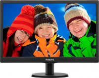"Philips V-line 19.5"" 203V5LSB26 LED monitor"