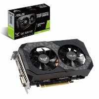 Asus TUF Gaming GeForce GTX 1660 OC edition 6GB GDDR5 192bit, TUF-GTX1660-O6G-GAMING