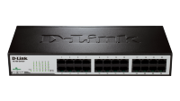 D-Link DES-1024D, 24-port switch 10/100Mbit