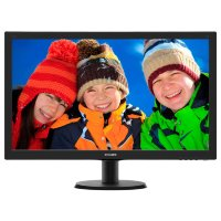 "Philips V-line 27"" 273V5LHAB  Full HD LED monitor"