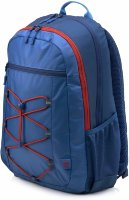 HP 15.6 Active Blue/Red Backpack, 1MR61AA
