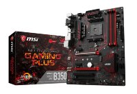 MSI B350M GAMING PLUS