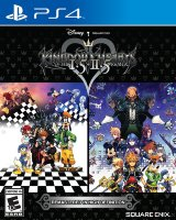 PS4 Kingdom Hearts 1.5/2.5 Remix