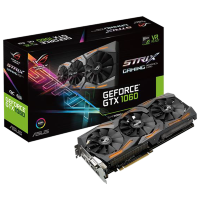 Asus nVidia GeForce GTX 1060 6GB GDDR5 192bit, ROG STRIX-GTX1060-6G-GAMING