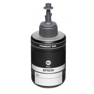 Epson Ink Bottle Br.T7741, Black, (140ml) - za CISS WorkForce M100/M105/M200/M105 MEAFIS/M100 MEAFIS/L655