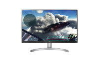 "LG 27"" 27UK600-W 4K Ultra HD IPS LED Monitor with HDR 10"