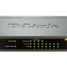 D-Link DES-1008PA 8-Port Fast Ethernet Unmanaged PoE Desktop Switch