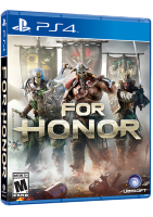 PS4 For Honor Standard Edition