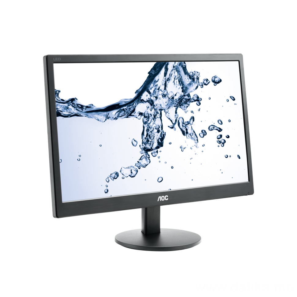 "AOC 18.5"" E970Swn HD Ready LED monitor"