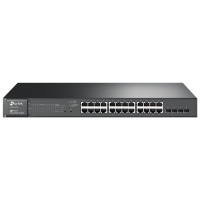 TP-Link Switch T1600G-28PS Upravljivi, 24 RJ-45 portova