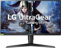 LG 27GL850 27'' UltraGear QHD (2560x1440) Nano IPS 1ms 144Hz Gaming Monitor with G-Sync Compatibility