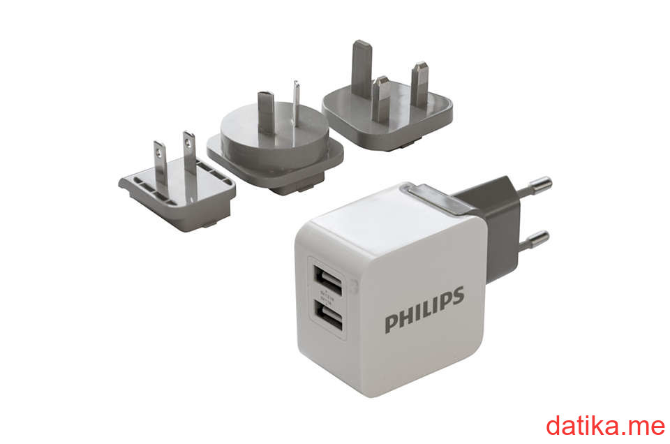 Philips USB Travel Charger
