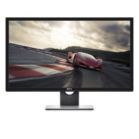 "DELL 27.9"" S2817Q 4K Ultra HD LED monitor with subwoofer"