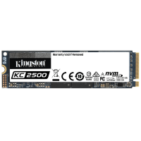 Kingston KC2500 SSD M.2 250GB/500GB