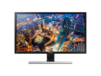 "Samsung 28"" UE590 4K Ultra HD, AMD FreeSync with 1ms Response time monitor"