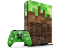 Xbox One S Console 1TB Minecraft Limited Edition