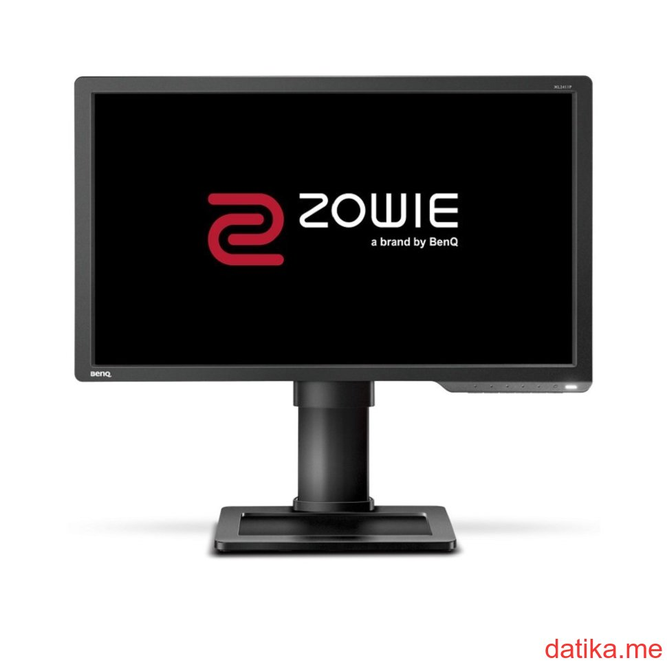 "BENQ ZOWIE 24"" XL2411P Full HD 144 Hz e-Sports Monitor with Equalizer, Colour Vibrance"