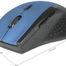 Defender Accura MM-365 Blue Wireless optical mouse