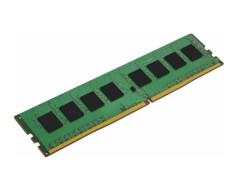 Kingston DIMM DDR4 16GB 2400MHz, KVR24N17D8/16
