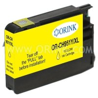 Orink HP Br.951XL, (CN048AE) Yellow- za HP OfficeJet Pro 8100