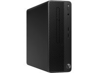 HP 290 G1 Small Form Factor PC Intel i3-8100/8GB/256 SSD/IntelHD/Win10Pro, 3ZE01EA