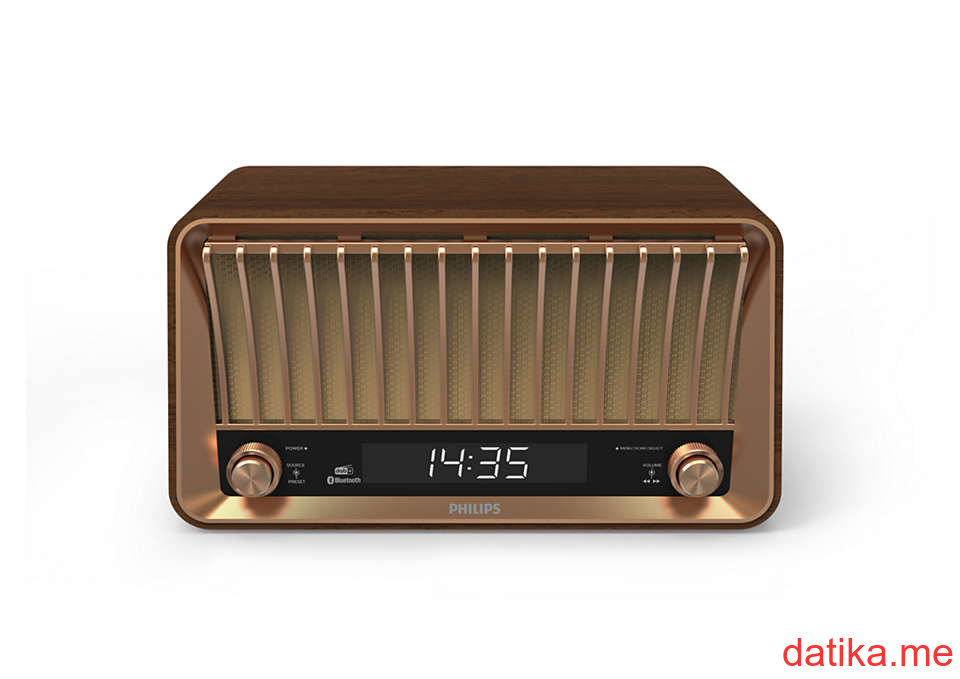 Philips TAVS700/10 Bluetooth radio sa satom