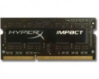 Kingston HyperX Impact SODIMM DDR3 8GB 1600MHz, HX316LS9IB/8
