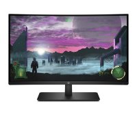 "HP 27x 27"" Full HD 144Hz Curved Gaming Monitor with AMD Freesync Technology"