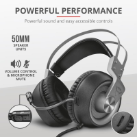 Trust GXT 430 Ironn Gaming Headset,