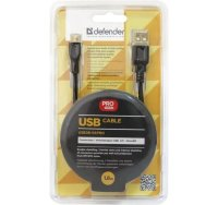 Defender AM-MicroBM Kabal USB cable 1.8m